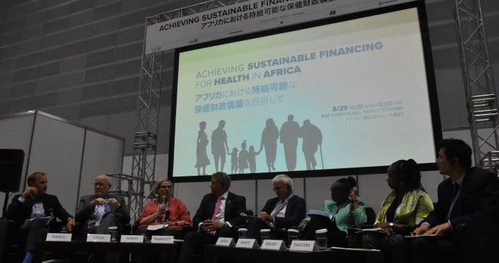 Achieving Sustainable Financing for Health in Africa