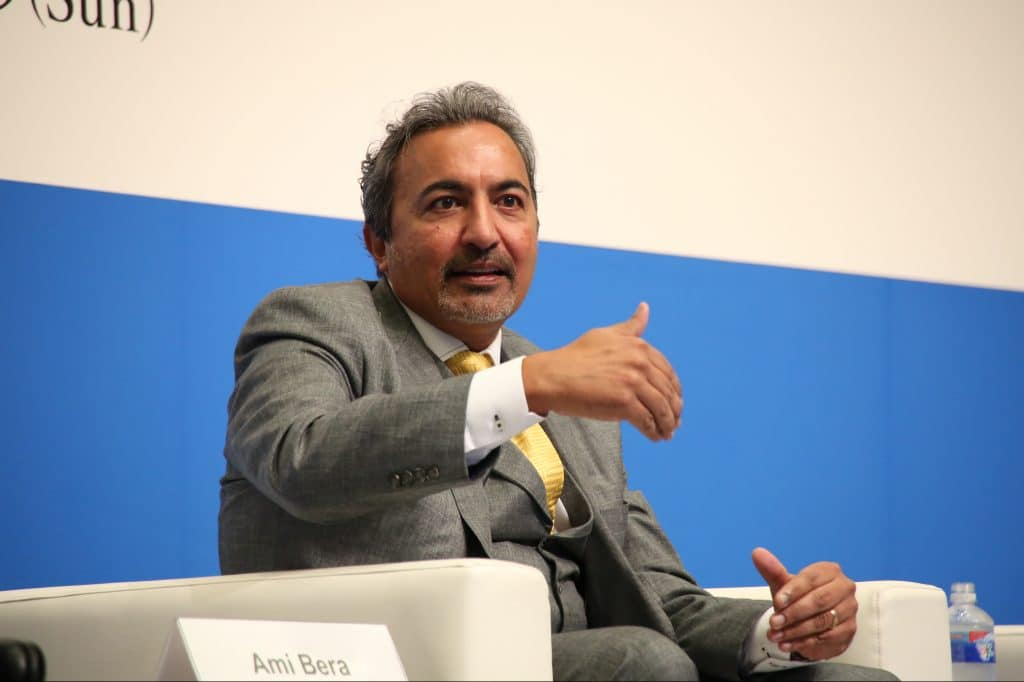 Rep. Ami Bera (CA) at the Mt. Fuji Dialogue