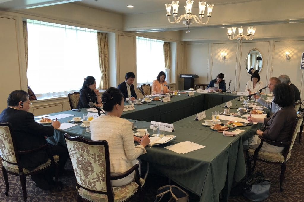 180906 Global Health Diet Roundtable