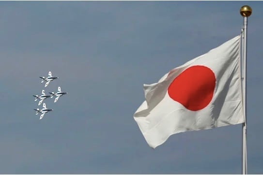The Hill_Japan Flag_Getty Images