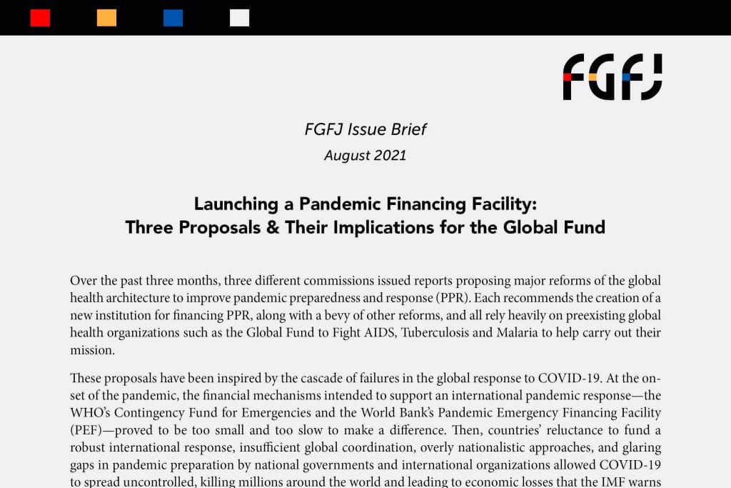 FGFJ Issue brief Cover_cropped
