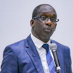 Senegalese Minister of Health and Social Action Abdoulaye Diouf Sarr